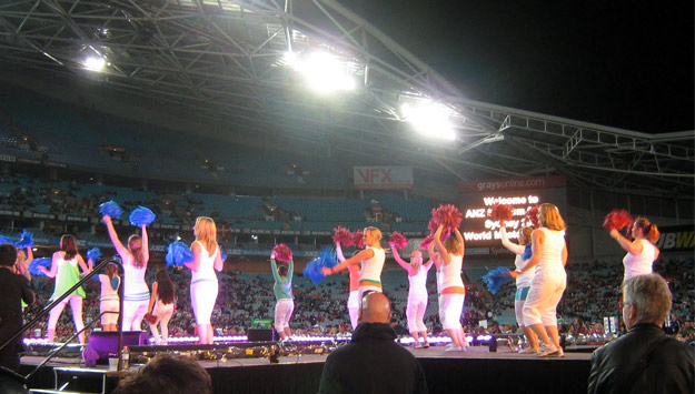 World Masters Games Opening Ceremony