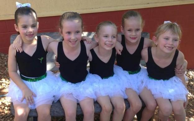 Display dancers