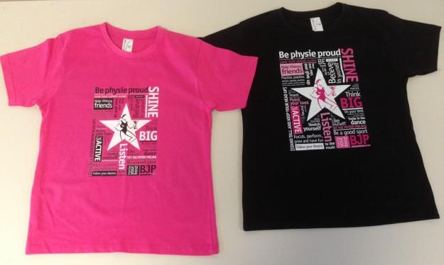 Manifesto t-shirts