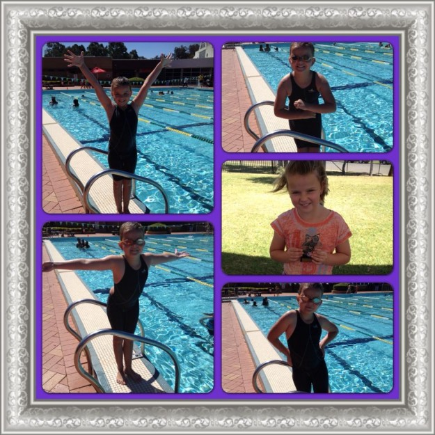 Practice by the Pool