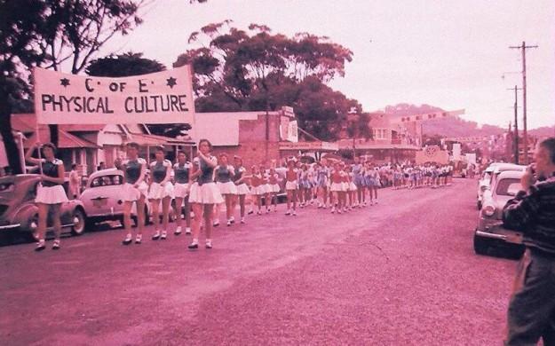 1960 electrification parade