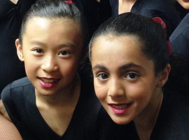 Sylvia & Sophia School Leaders 2014