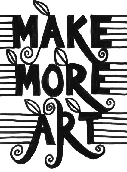Make-More-Art