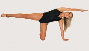 upper body 3