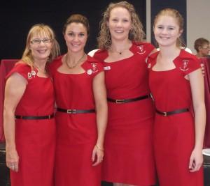 Lachlan Valley United teachers